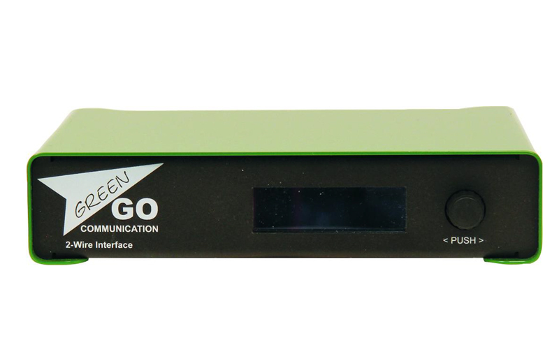 GG2W  2-Wire Analog Interface