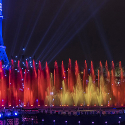 Festival of Light, Moscow